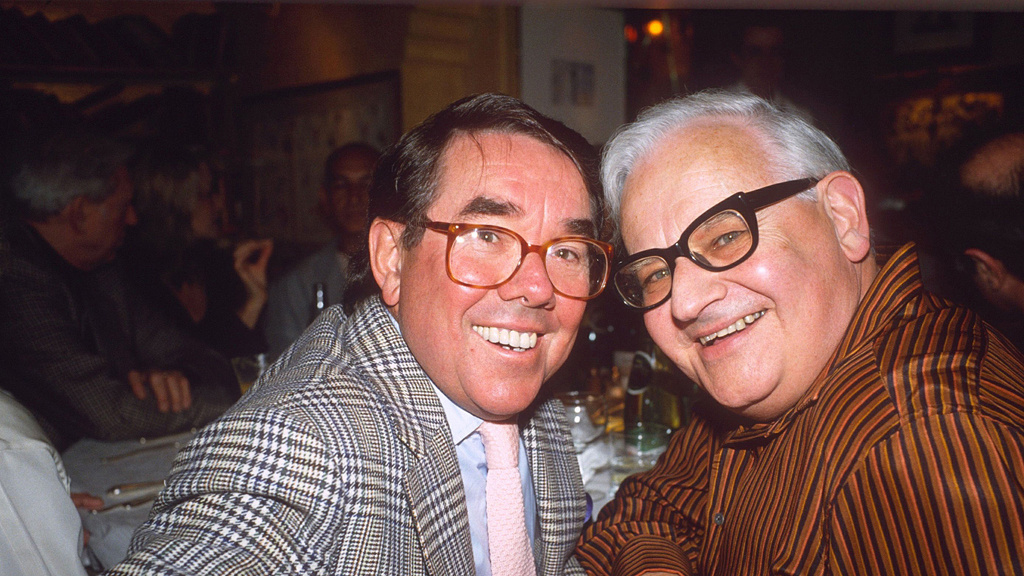 The Two Ronnies: In Their Own Words