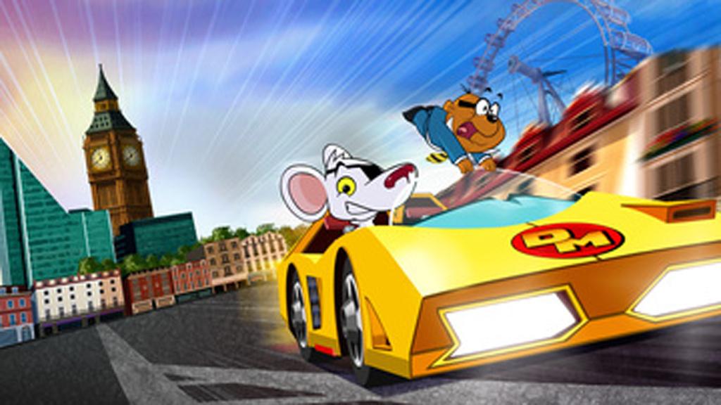 Danger Mouse: Yule Only Watch Twice