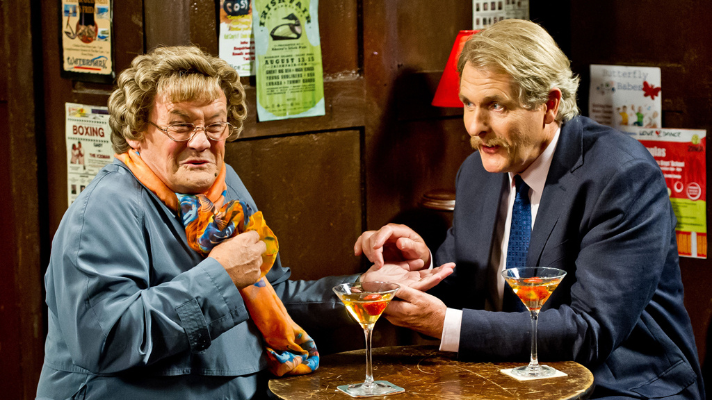 Mrs Brown's Boys New Year Special: Mammy's Widow's Memories