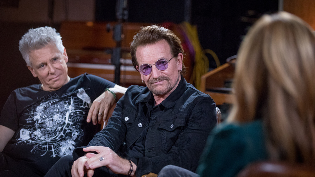U2 Live in London