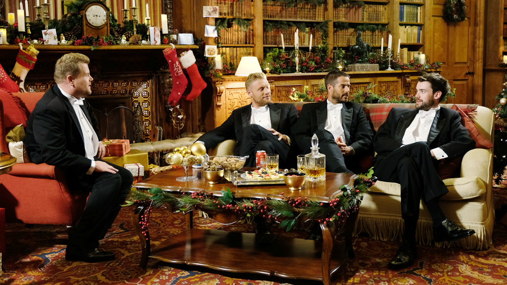 A League of Their Own Christmas Special 2017