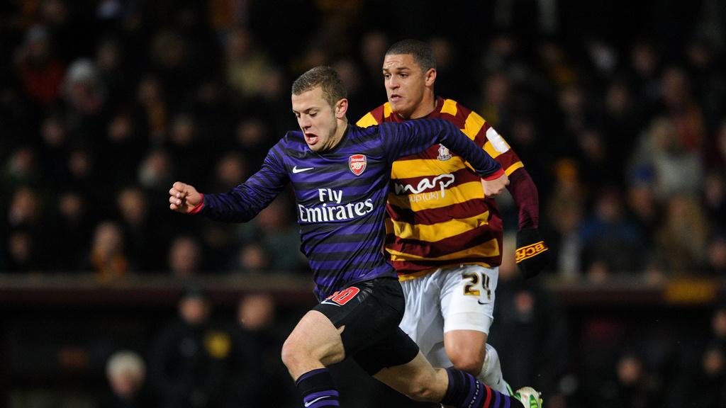 Bradford/Arsenal '12