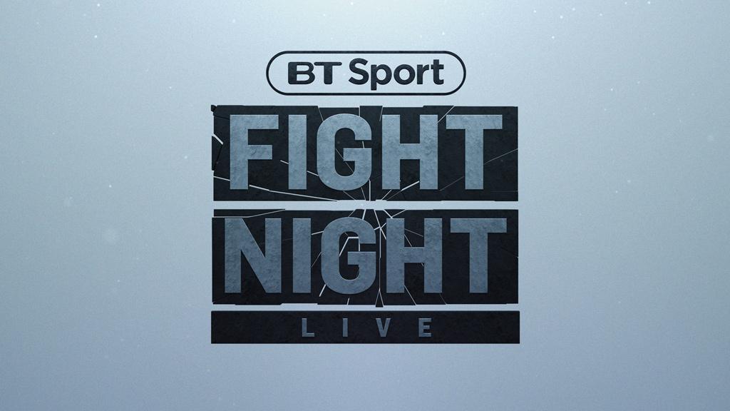 Fight Night: Frampton v Jackson