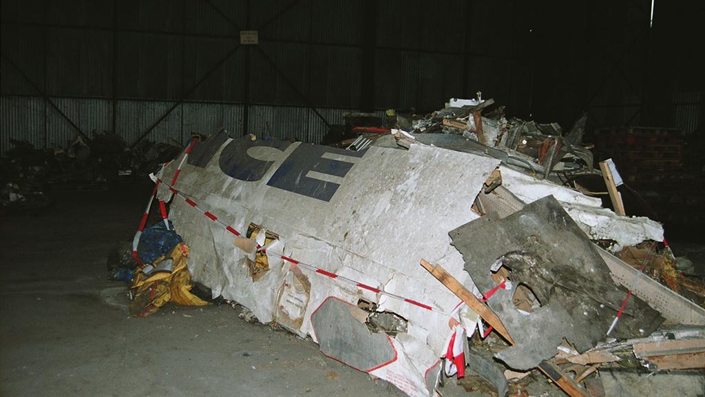 Crash of the Concorde