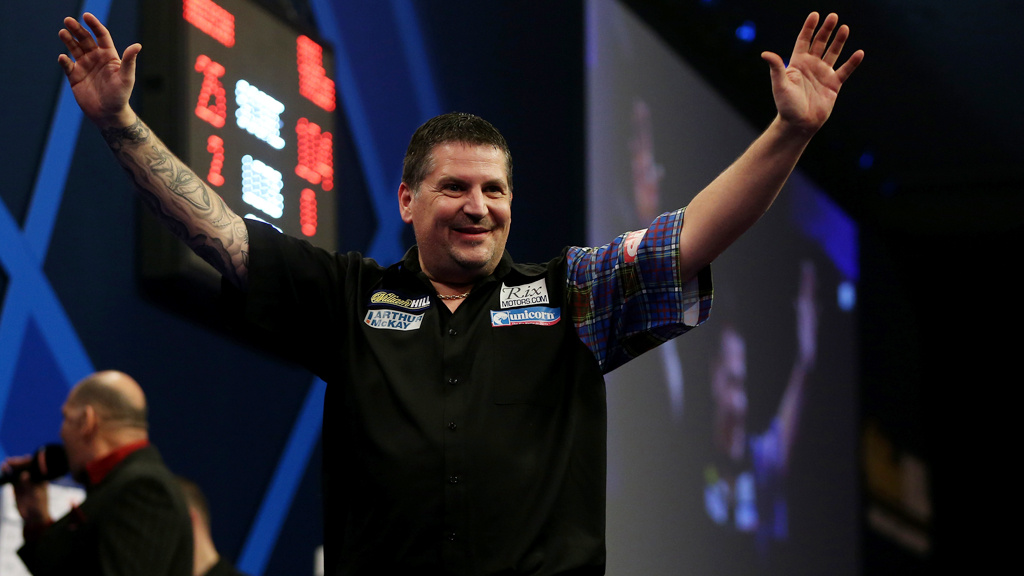 Gary Anderson's Top 5 Moments