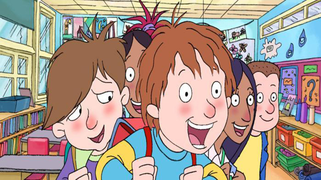 Horrid Henry on Trial
