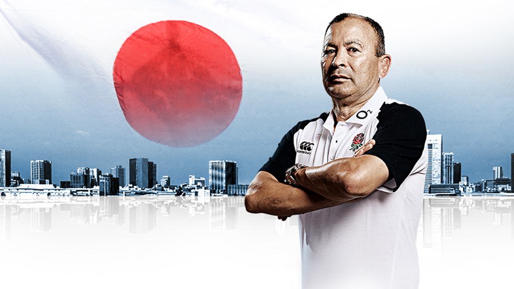 Eddie Jones: Rugby, Japan & Me