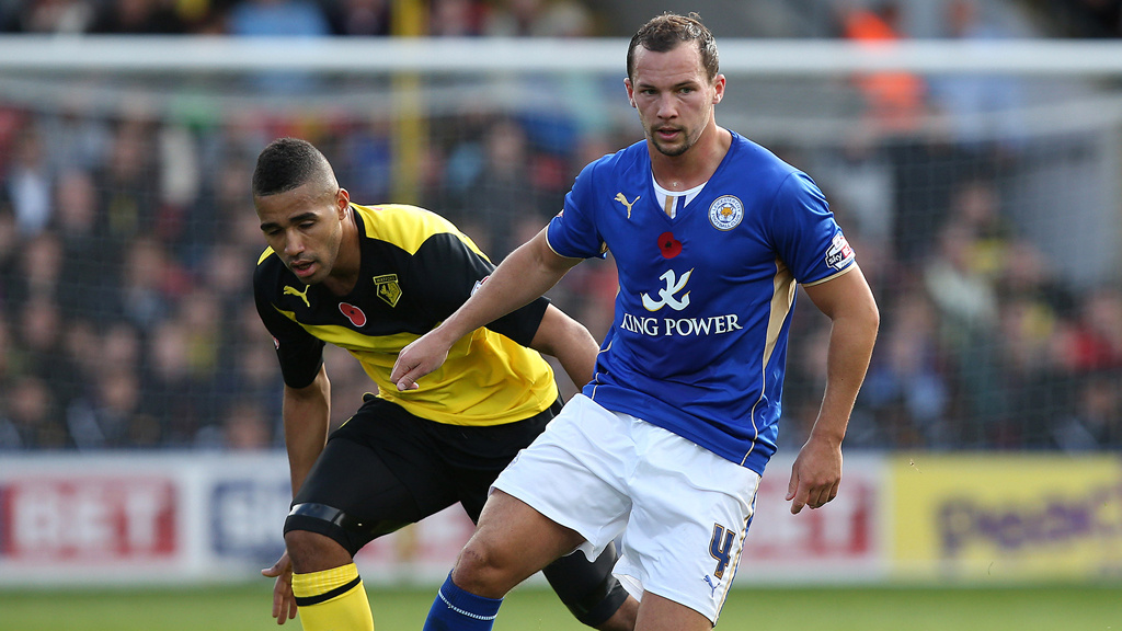 Watford/Leicester '13