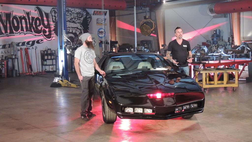Don't Hassle the Hoff: Pontiac Trans Am - Part Two