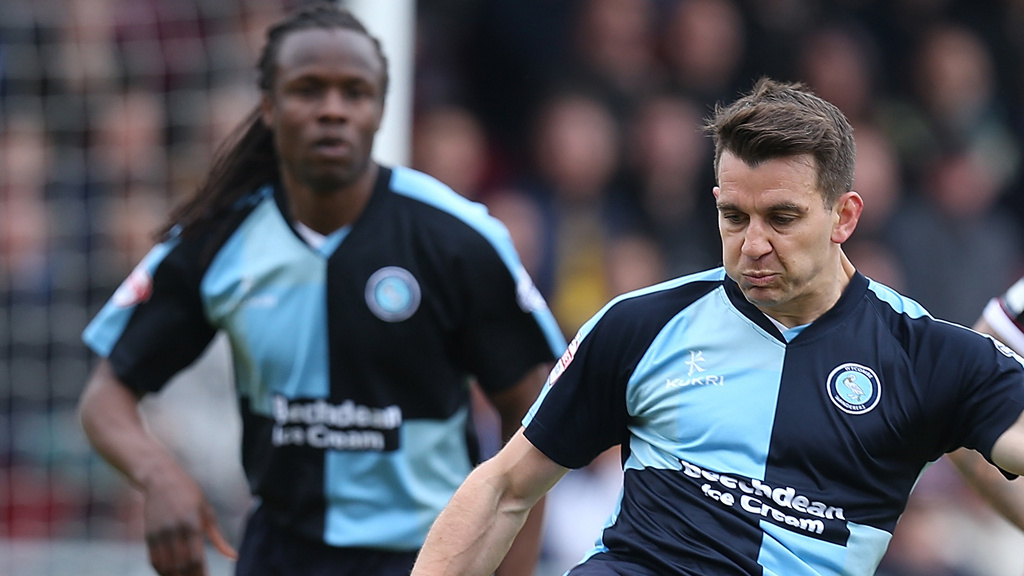 EFL: Play Off Finals: Southend United v Wycombe Wanderers: 2014/15