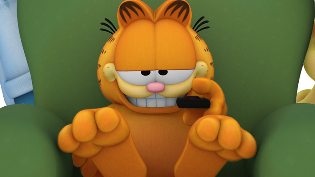 The Superhero Apprentice/Teddy Dearest/The Non-Garfield Show/What a Difference a Pet Makes