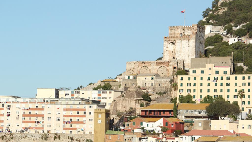 Gibraltar: Britain in the Sun