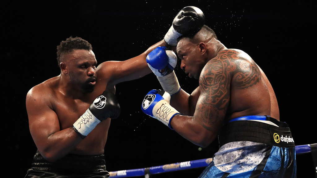Whyte v Chisora 2: The Gloves Are Off