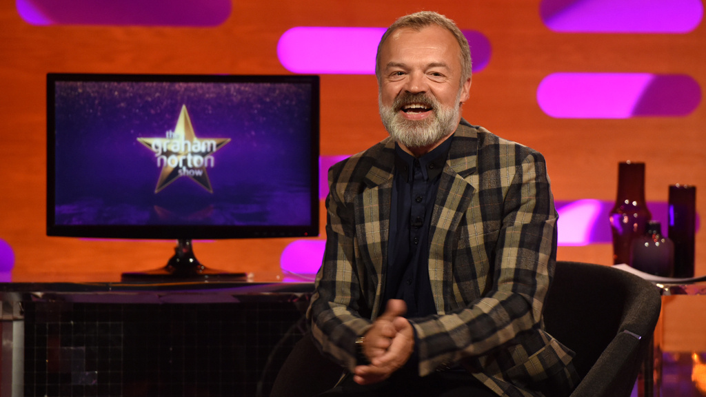 Graham Norton's Good Guest Guide
