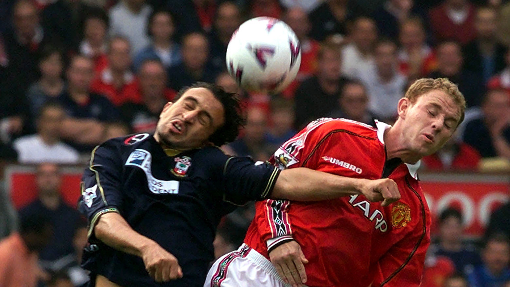 Manchester United v Southampton: 1999/2000