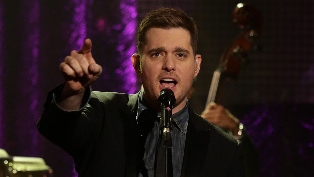 Michael Buble's Christmas in New York