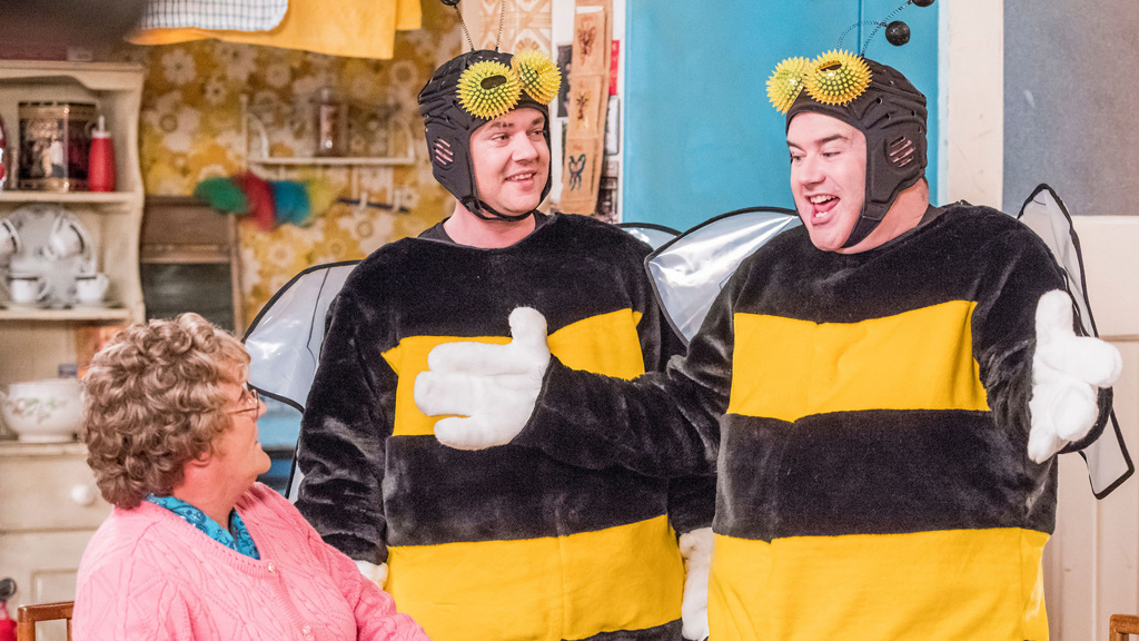 Mrs Brown's Boys New Year Special: CSI: Mammy