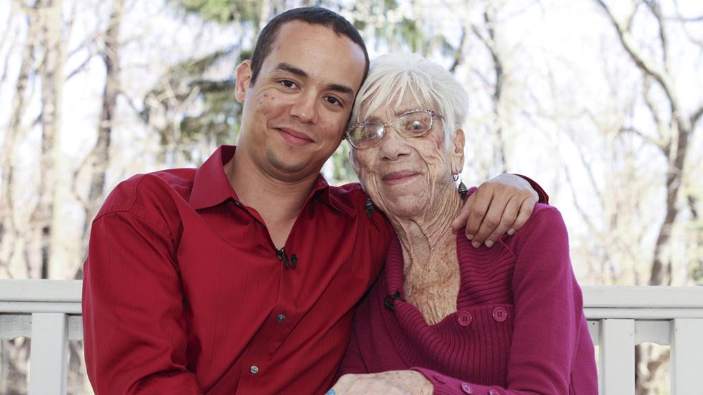 Nanna Love: 50 Shades of Granny