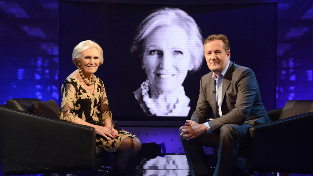 Piers Meets Mary Berry