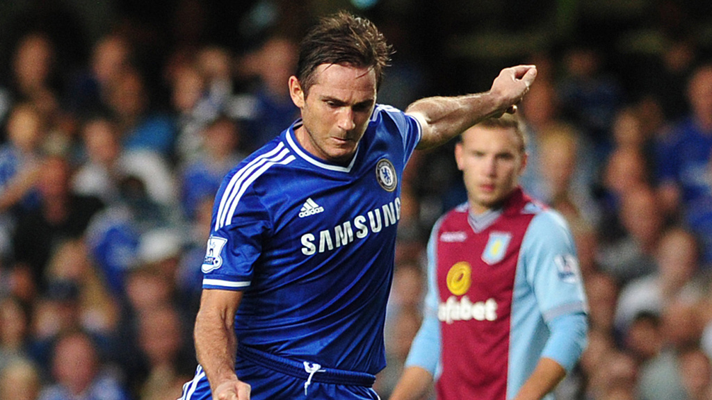 PL 100 Club: Frank Lampard