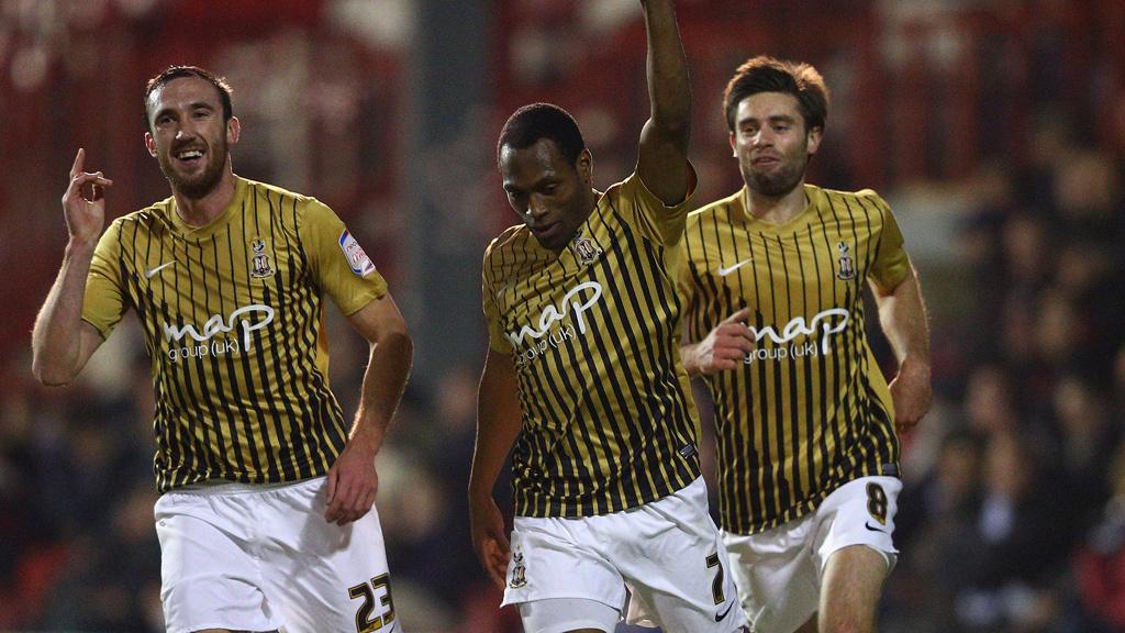 Play-Off Final Highlights: Bradford City v Northampton Town: 2012/13