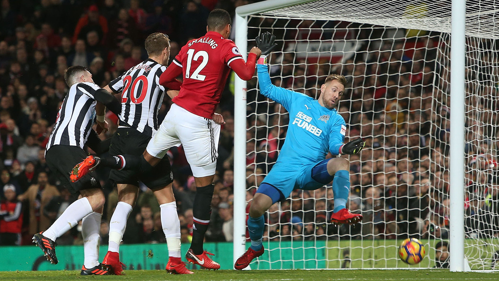 Best PL Goals: Man Utd v Newcastle