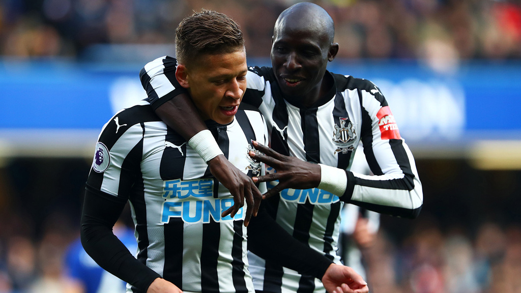 Best PL Goals: Newcastle v Liverpool