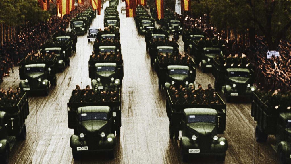 Spanish Civil War with Michael Portillo