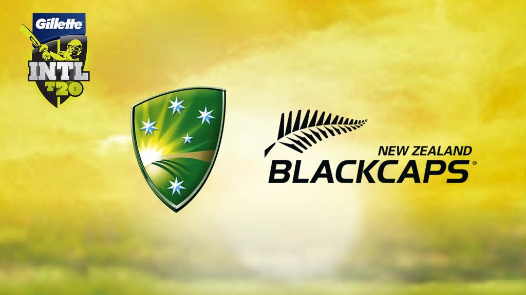 T20I Cricket Highlights: Aus v NZ