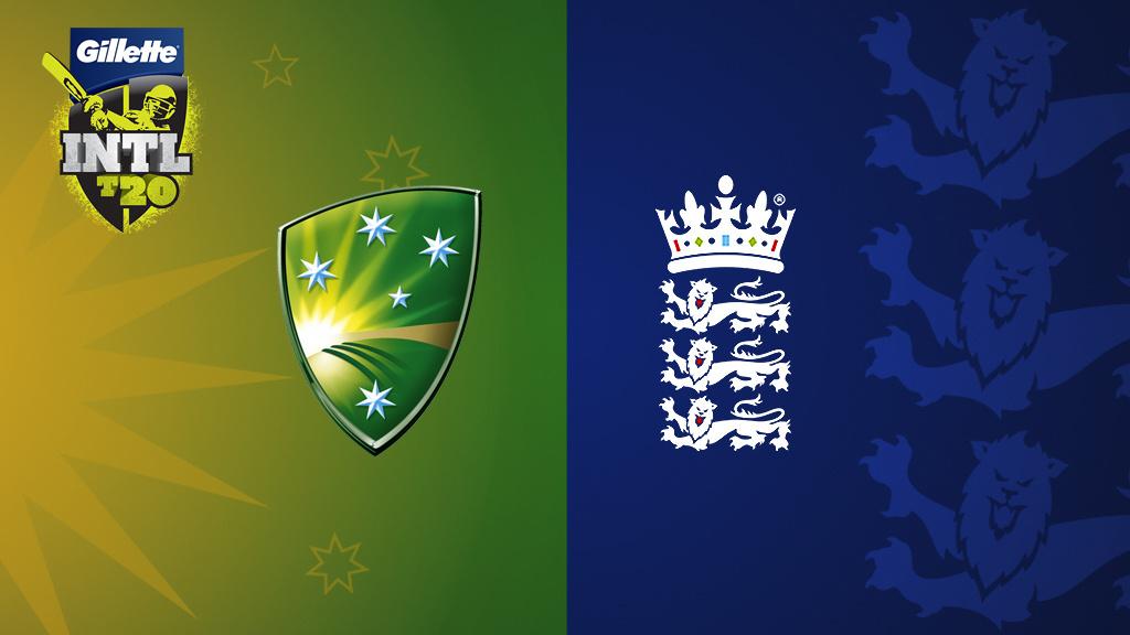 T20I Cricket Highlights: Aus v Eng