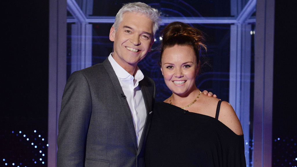The Cube: Celebrity Special: Charlie Brooks and Ben Cohen