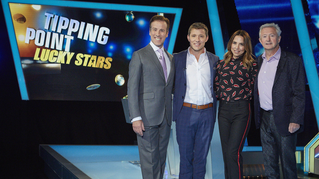 Celebrity Tipping Point